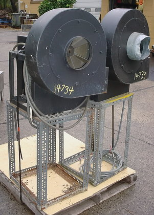 """14"""" paddle wheel style blower.rated"""