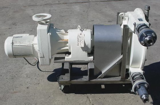 Waukesha Sp 40 Hose Pump
