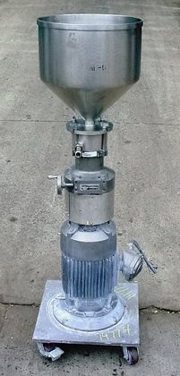 gifford wood vertical colloid mill