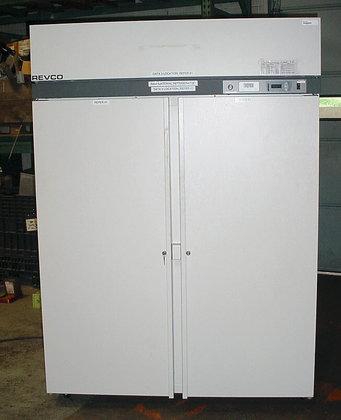 two door revco laboratory refrigerator