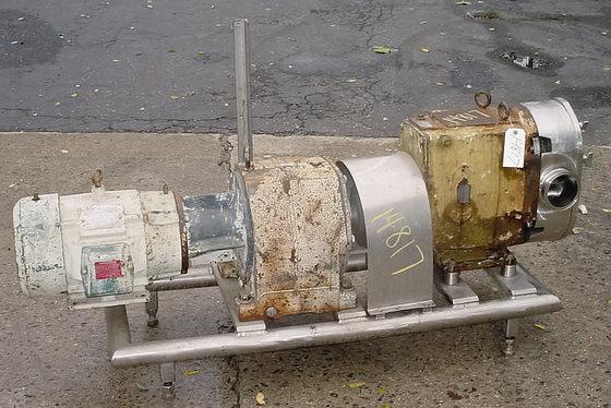 Waukesha 220 Pd Pump 220