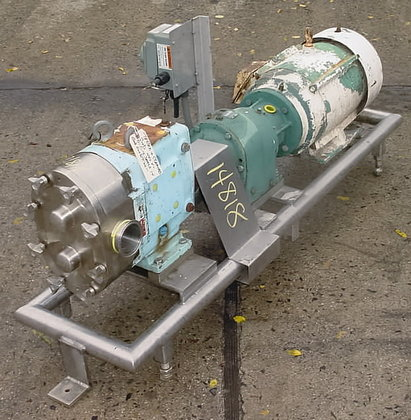Waukesha Model 130 Pump 130