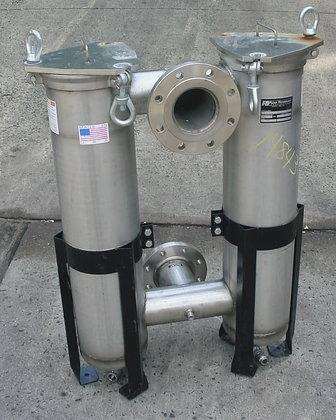 Filter Technology Dual Basket 88-30-4f-2b-150-4s-b