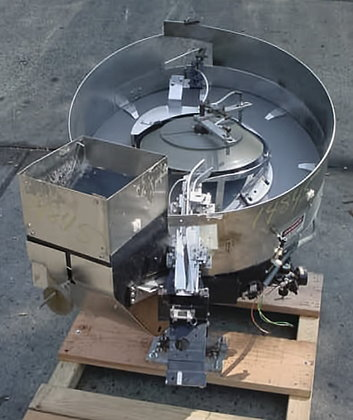 pneumatic scale.model 3a cap feeder.serial