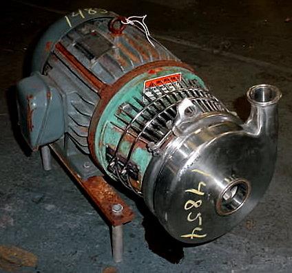 Ladish Centrifugical Pump C216md18t-skx #14854