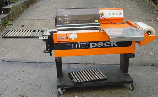 Minipack L Sealer/shrink Tunnel Fm76