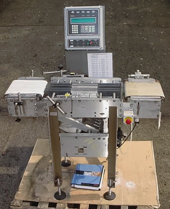 Ramsey Check Weigher Ac4000i #14862
