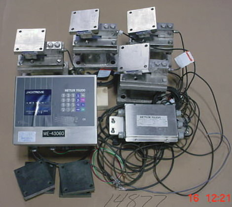 mettler toledo four weigh cel