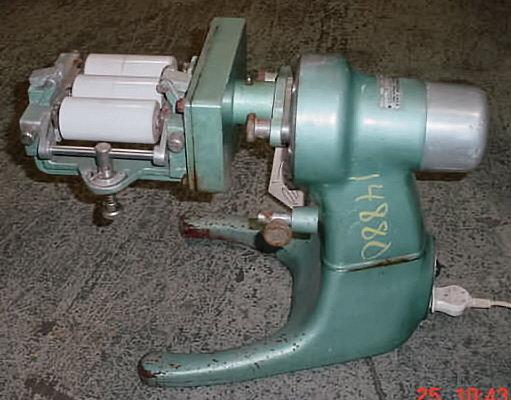 Eweka Three Roll Mill 3