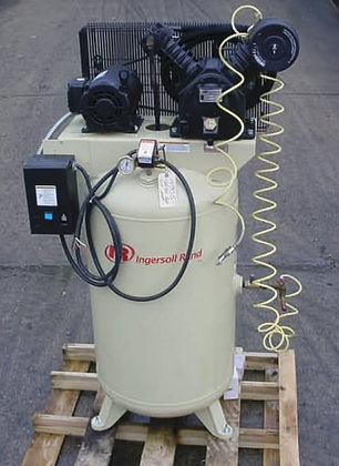 ingersoll rand reciprocating twin head