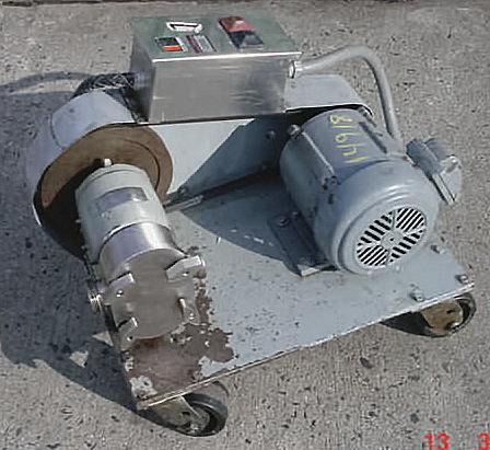 Tri Clover Pre 10 Pump