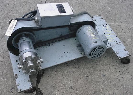 Waukesha Model 3 Lobe Type