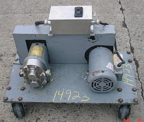 Waukesha Model 10 Ss Lobe