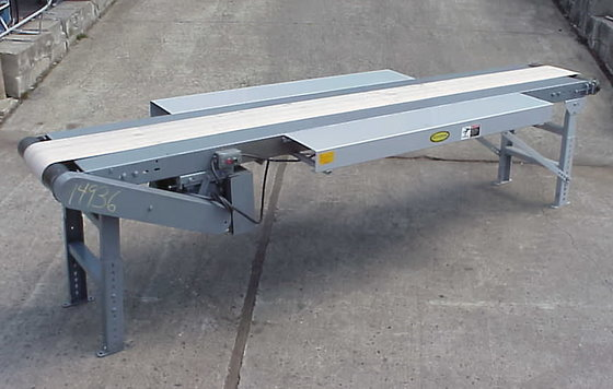 "Hytrol Belt Conveyor 10"" X"