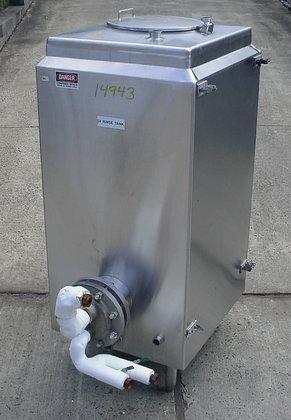 250 Gallon Heating Tank 250