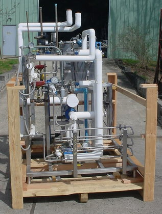 Apv Process Skid Junior Processor