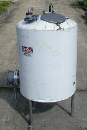 Langsekamp Food Grade Ss Tank