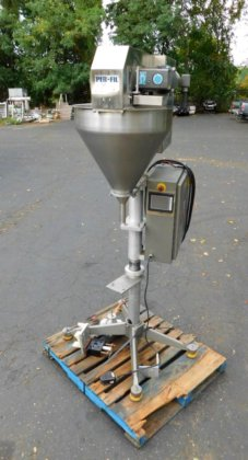 all stainless steel auger filler
