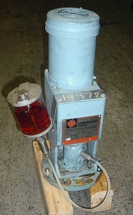 Philadephia Mixer Pmg-13 #14972 in
