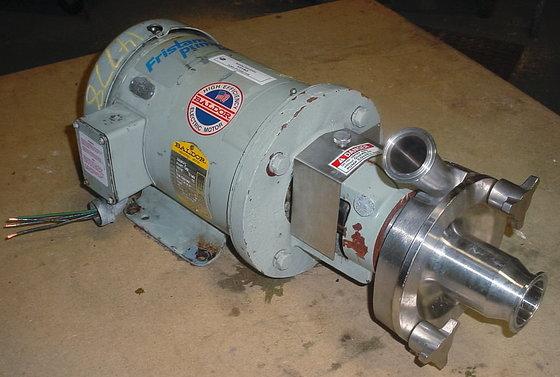 Fristan Centrigical Pump Fpx712-125 #14978