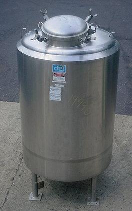 Dci 325 Gallon Ss Closed