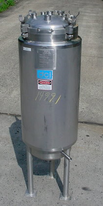 Dci 50 Gallon Process Tank