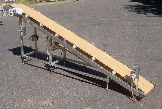 Kofab Inline Troughing Conveyor Kr96-1