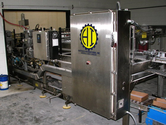 fully automatic all stainless steel