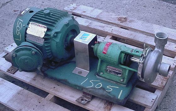 Triclover Ss Sani Centrifugal Pump