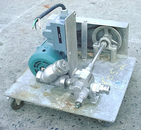 Ertel Gear Pump 5-esp #15052