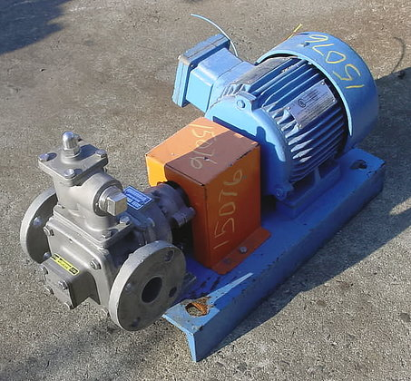 "Blackmer ""sliding Vane"" Pump Snp1"