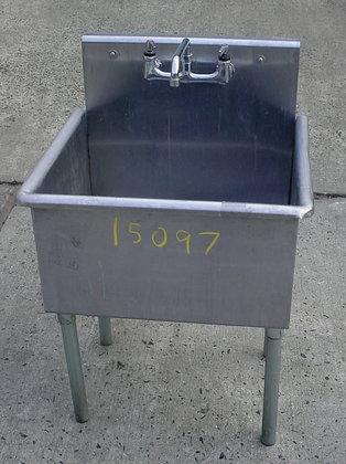 Ss Sink 24 X 21