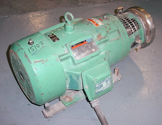 Tri Clover Centrifugical Pump C216