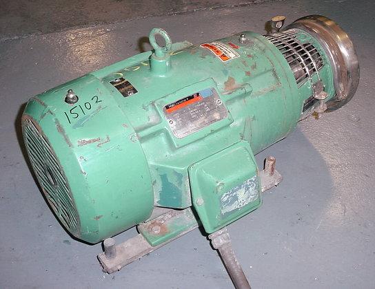 Tri Clover Centrifugical Pump C216