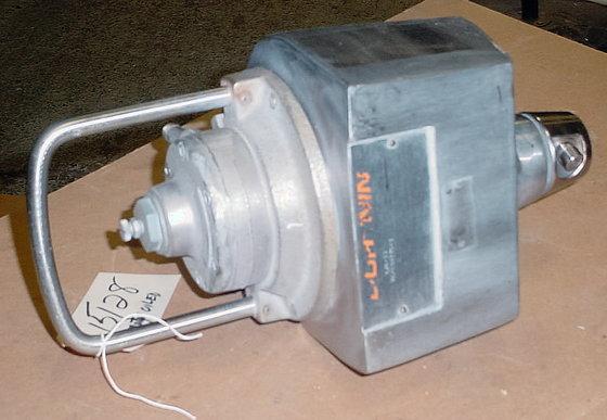 Lightnin Xja-33 Ss Air Mixer