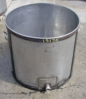 90 Gallon Mixing Tank 90