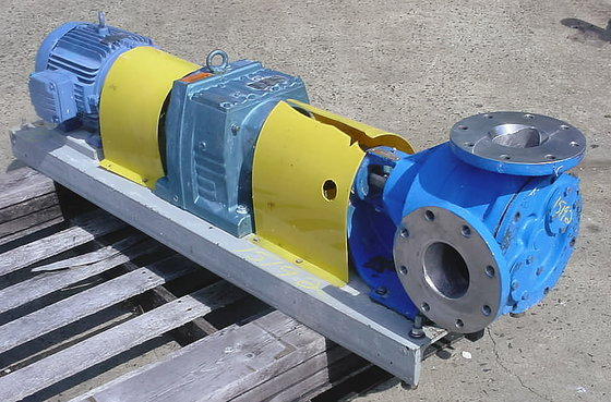 Viking Ss Gear Pump Lq4724