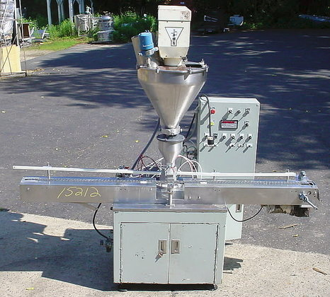 Ams Automatic Powder Filler A