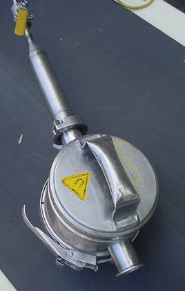 "Liquid Metal Trap 1.5"" Magnetic"