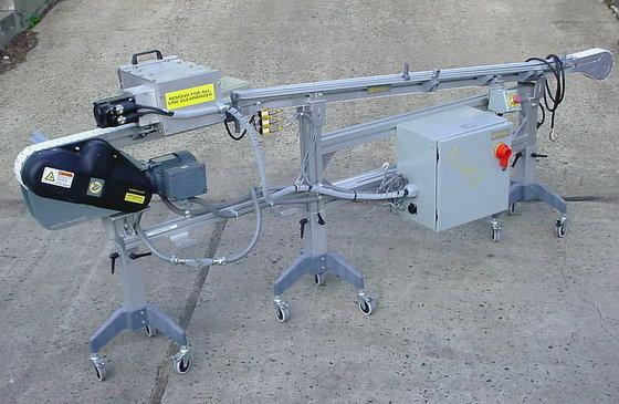Flex-link 2.5 X 9.5 Conveyor