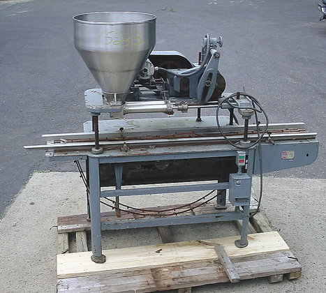 Elgin Twin Piston Filler Twin