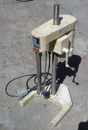 table top homogenizing mixer by