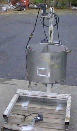 Four Compartment Tank 40 Gallon