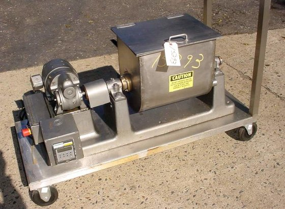 Stokes Granulation Blender 21 Aa