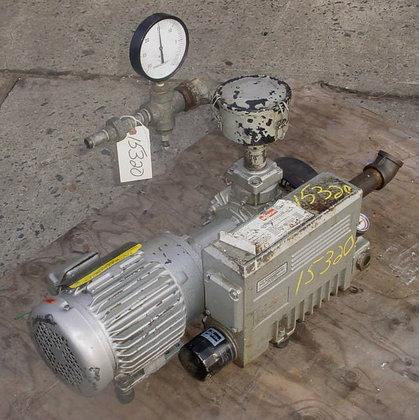Bush Vacuum Pump Rc 0025-c406-1000