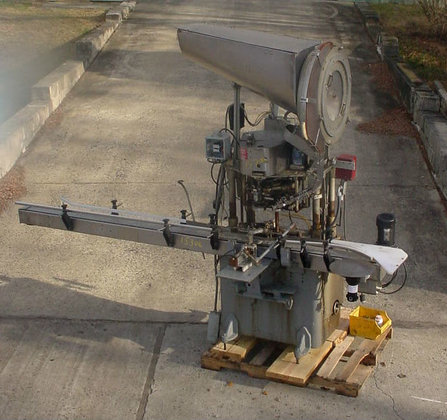 Resina S-30 Automatic Capper S