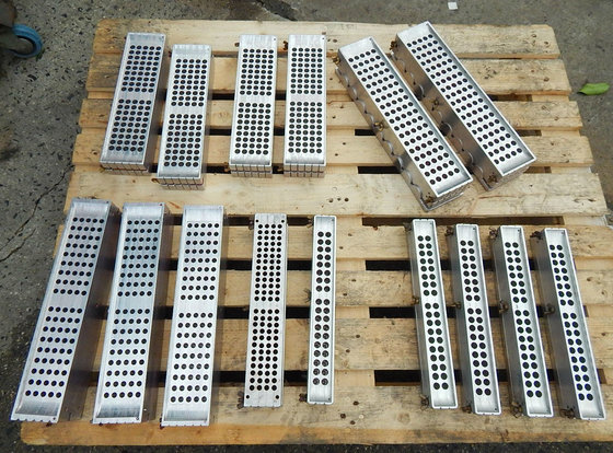 one lot of lipstick molds