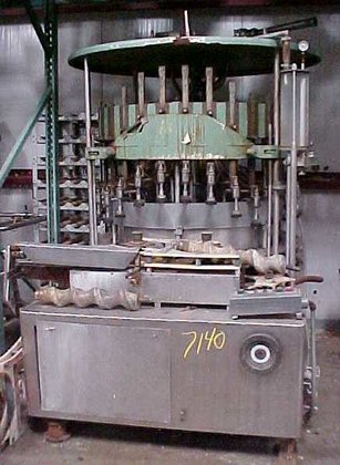 Us Bottlers 30 Head Vacuum