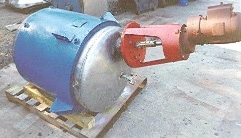 80 Gallon Ss Reactor 80