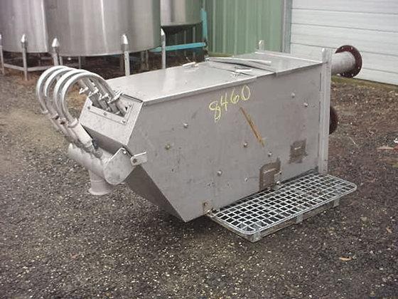 all stainless steel dewatering separator